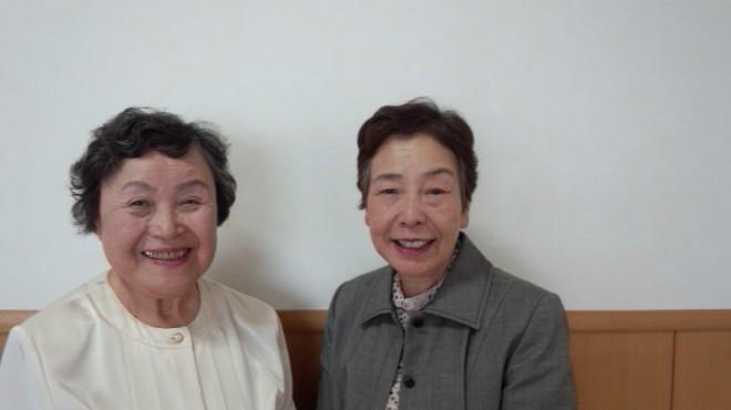 吉篤会から、毎週お越し頂いている大城先生・西本先生です!いつもありがとうございます!!